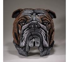 Edge Sculpture Engelse Buldog Buste