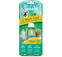 TropiClean Fresh Breath Dental Trial Kit 118ml