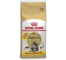 Royal Canin Maine Coon Adult 10+2 kg GRATIS