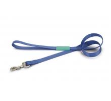 Beeztees Nylon Looplijn Uni blauw 120 x 25 cm