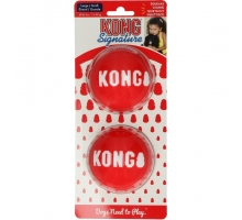 Kong Signature Balls pak a 2 stuks Large