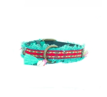 Dog With A Mission Halsband Ruby L