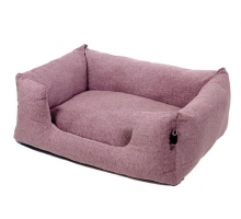 Fantail Hondenmand Snooze Iconic Pink 60 x 50 cm