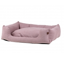 Fantail Hondenmand Snooze Iconic Pink 110 x 80 cm