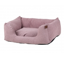 Fantail Hondenmand Snooze Iconic Pink 80 x 60 cm