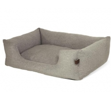 Fantail Hondenmand Snooze Nut Grey 110 x 80 cm