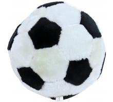 Hondenspeelgoed Pluche Voetbal met Piep 22 cm