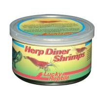 Lucky Reptile Herp Diner - Shrimps small 35 gram