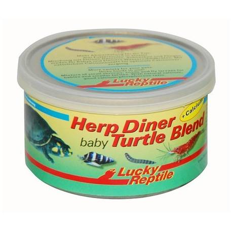 Lucky Reptile Herp Diner - Turtle Blend Baby 35 gram