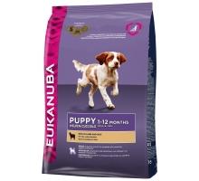 Eukanuba Puppy Junior Lam en Rijst 2,5 kg
