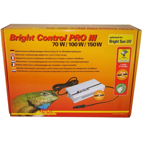 Lucky Reptile Bright Control PRO III 70-100-150W