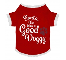 Xmas T-shirt Good Dog