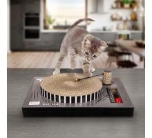 Katten Krabplank Platenspeler