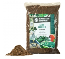 Back Zoo Nature Bark Bedding 20 Liter