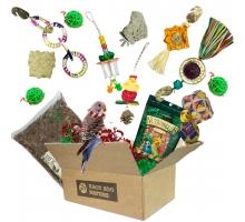 ACTIE: Kerst Box voor Parkieten