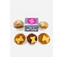 Barking Bakery Trio of Mini Woofins