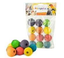 Petlala Wooden Balls Large 12 st