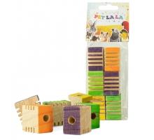 Petlala Groovy Blocks 6 st