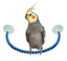 Petlala Happy Shower Perch Medium