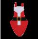 FlightSuit / Papegaaienluier X-Wide Santa Claws