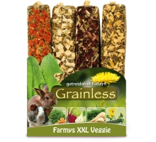 JR Farm Grainless Farmys XXL Veggie 4-pack 450 gram