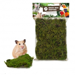 Back Zoo Nature Forest Moss Rodent 70 gram