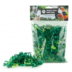 Back Zoo Nature Crinkle Paper Forest Mix Bird