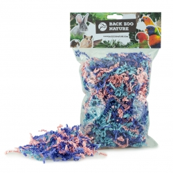 Back Zoo Nature Crinkle Paper Happy Mix Bird