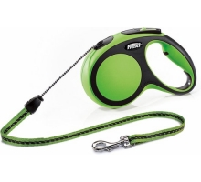 Flexi Rollijn Comfort Cord M groen 5 m