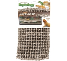 Reptology Natural Lizard-Lounger Bridge