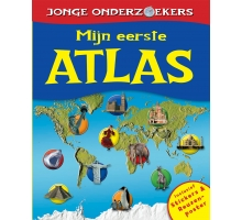 Jonge Onderzoekers - Mijn eerste Atlas