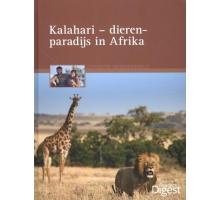 Kalahari Dieren-paradijs in Afrika
