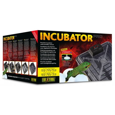 Exo Terra Incubator Pro with Humidity Control
