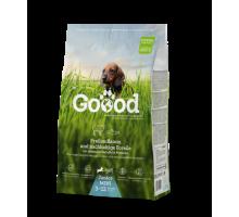 Goood Mini Junior Vrije uitloop lam & duurzame forel 1,8 kg