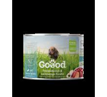 Goood Mini Junior Vrije uitloop lam & duurzame forel 200 g