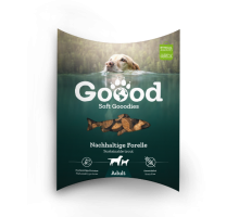 Goood Soft Snack Adult Duurzame forel 100 g