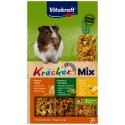 Vitakraft Kracker Mix 3 in 1 Cavia citrus/groente/honing