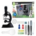 EXPLORE Wetenschap set -microscoop met licht