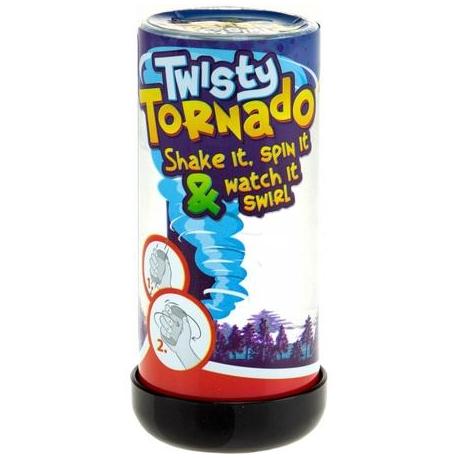Toi-toys Twisty Tornado Blauw 12 Cm