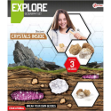 EXPLORE Geodes breken (diy)