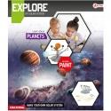 Explore Wetenschap set -zonnestelsel (diy)