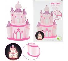Nachtlamp prinsessen kasteel