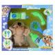 Speelset 'Hondentrimsalon' + pluche hond en accesoires