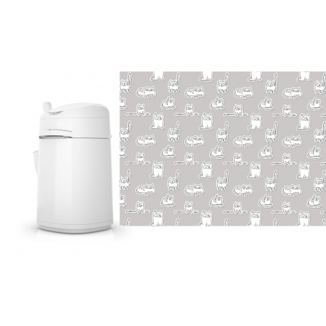 LitterLocker Sleeve Paper Cats