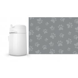 LitterLocker Sleeve Cats Paws