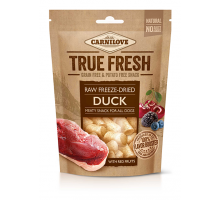 Carnilove Raw freeze-dried Duck with red fruits 40 gram