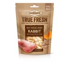 Carnilove Raw freeze-dried Rabbit with pumkin 40 gram