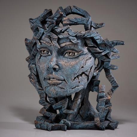 Edge Sculpture Venus Buste Teal