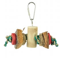 Back Zoo Nature Twin Toy X-Small