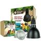 Back Zoo Nature Bird Sun UV-Lamp System + 70W Lamp SET